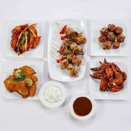 Bites - Meat & Seafood Combo
