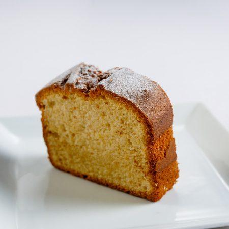 Butter Cake Slice