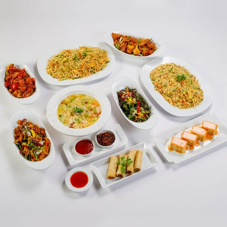 Chinese Family Meal