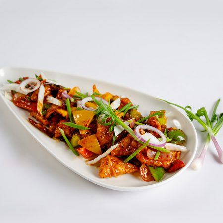 Chinese - Hot Butter Cuttlefish