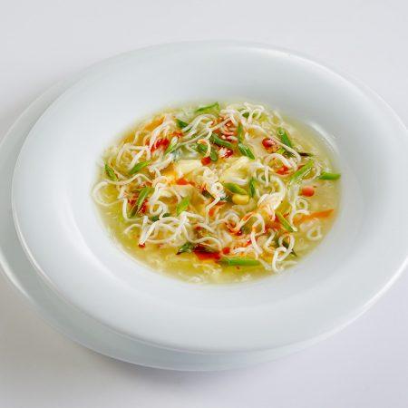 Noodle Egg Soup