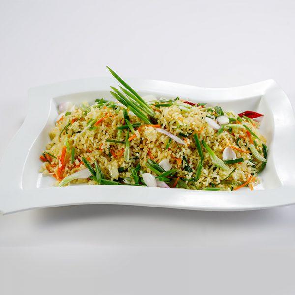 Chinese Vegan Fried Rice