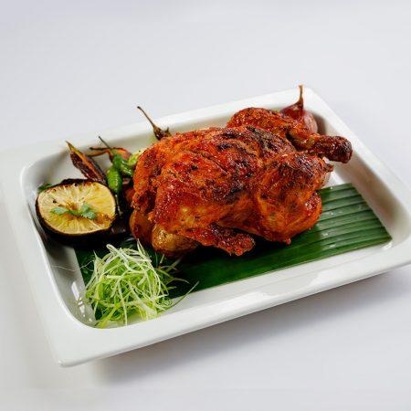 Indian Tandoori Roast Chicken