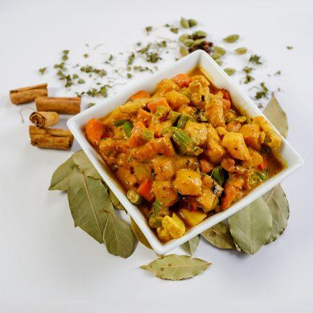 Indian Vegetable Khorma