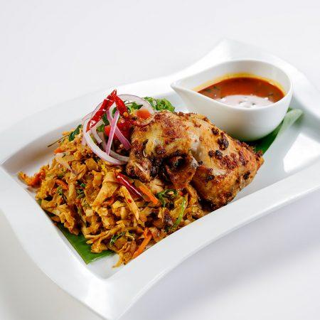 Sri Lankan - Chicken Koththu