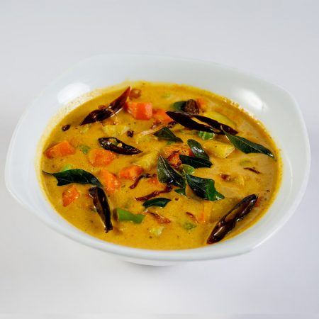 Sri Lankan Mixed Vegetable Curry