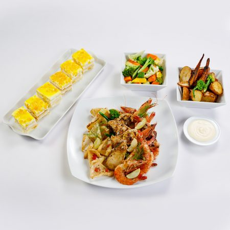 Mixed Seafood Meal
